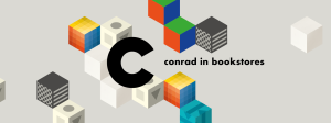 Conrad in Bookstores in 2019 – here's what we got!