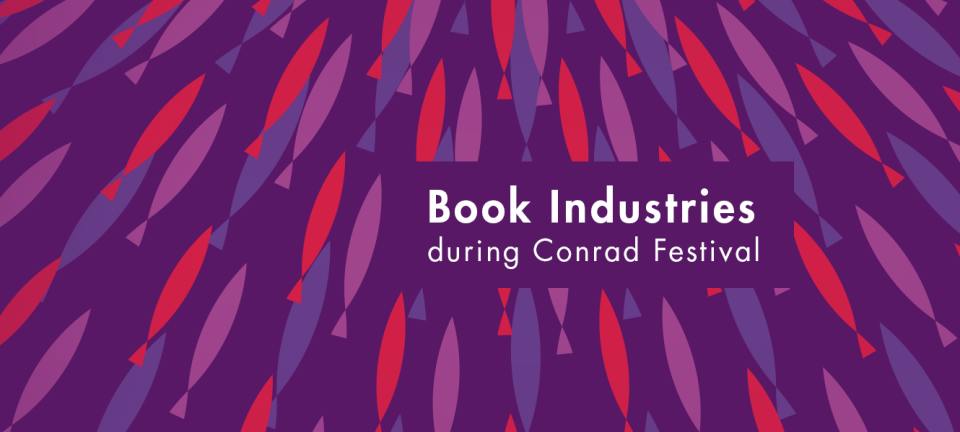 Book Industries during the 10th Conrad Festival