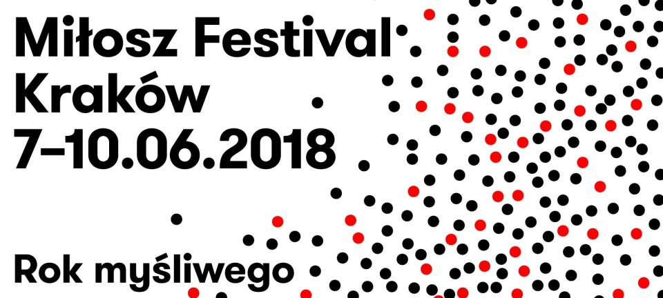 A Year of the Hunter – we present guests of Miłosz Festival 2018
