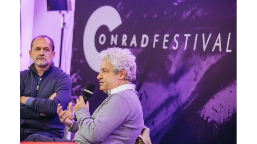 Conrad Festival 2017, Is Hope Possible in the World of Hate? Lecture and meeting: Marc Crépon