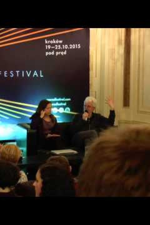 Conrad Festival 2015: Bernhard, In Other Words Us and Them. Discussion: Sława Lisiecka, Monika Muskała, Krystian Lupa