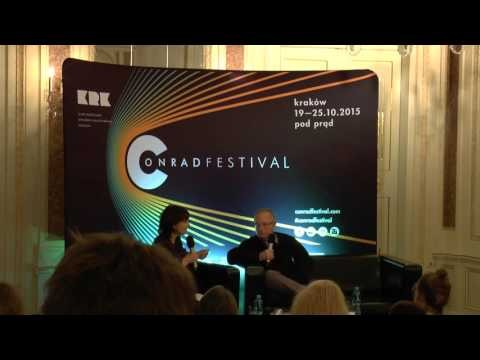 Conrad Festival 2015: Messiahs. A meeting with György Spiró