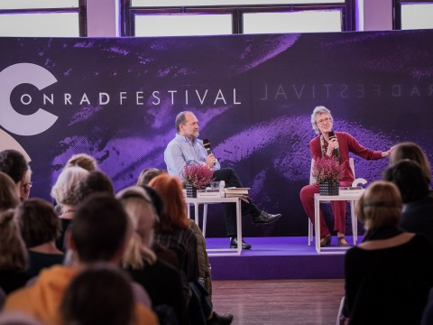 Conrad Festival 2017, A Stranger in Your Own Land. 