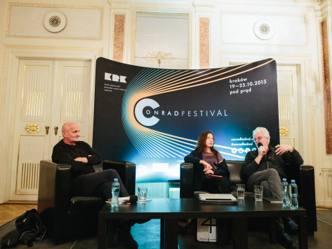 Bernhard, In Other Words Us and Them. Discussion: Sława Lisiecka, Monika Muskała, Krystian Lupa