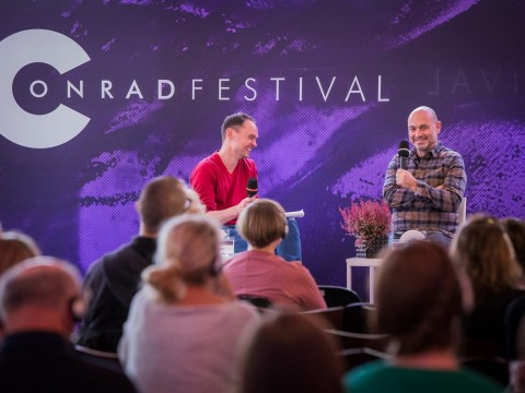 Conrad Festival 2017, Pictures from Heaven.