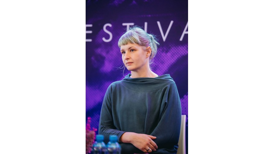 Conrad Festival 2017, Conrad Award. Discussion with nominees: Katarzyna Boni, Anna Cieplak, Natalia Fiedorczuk, Maciej Sieńczyk, Grzegorz Uzdański