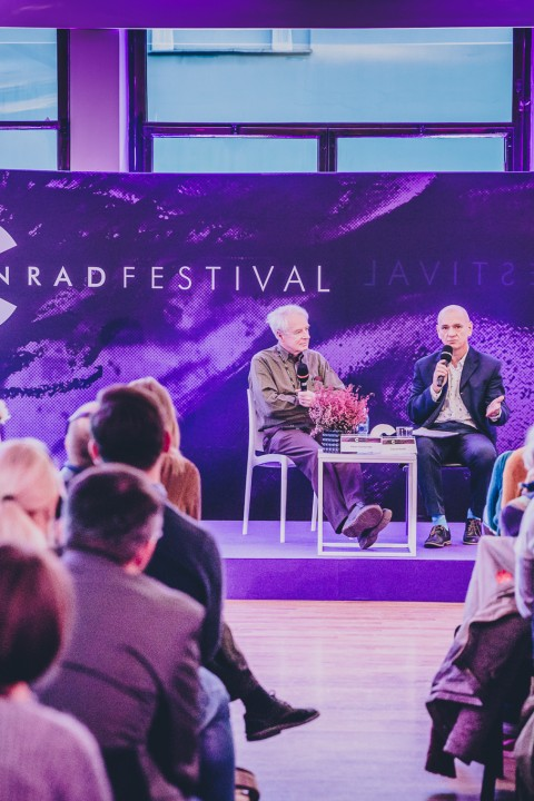 Conrad Festival 2017, Condemned for Being Passive. A meeting with Adam Hochschild