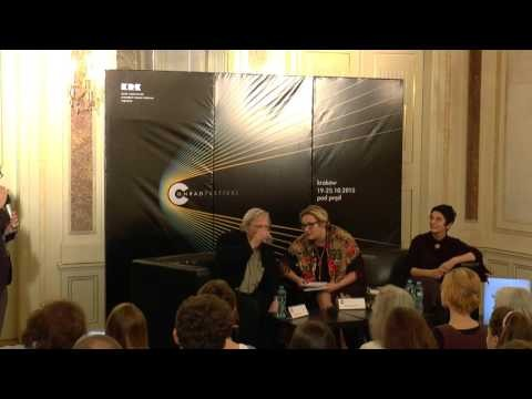 Conrad Festival 2015Ł Postmodernism Is not What You Think. A meeting with Robert Coover