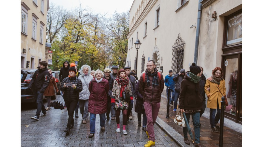 Conrad Festival 2017, A literary walk following Conrad's footsteps