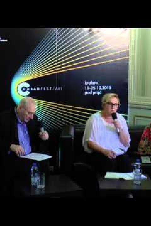 Conrad Festival 2015: Literary Foundations. Lecture: Edward Hirsch