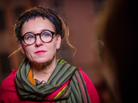 Conrad Festival 2017, The Bones of the Dead. A meeting with Olga Tokarczuk