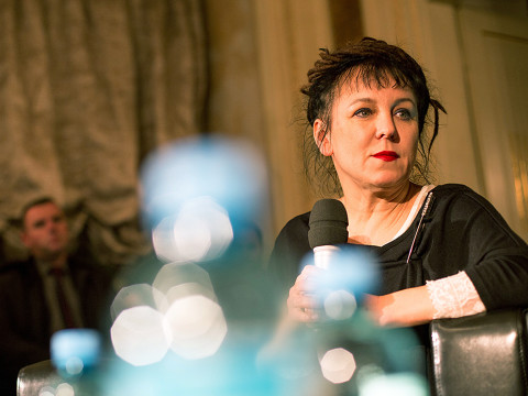 Missing worlds. The meeting with Olga Tokarczuk